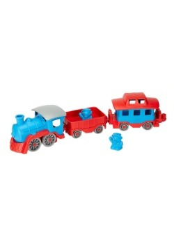 Green Toys Train and Storybook Gift Set Alt 2