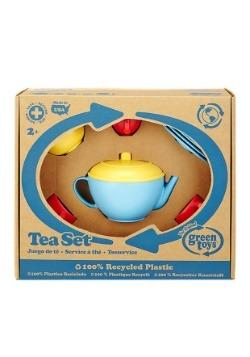 Green Toys Tea Set Blue Alt 1