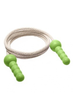 Green Toys Jump Rope Green