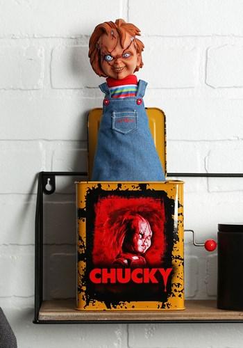 Chucky Burst a Box
