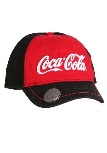 Coca-Cola Embroidered Denim Cap