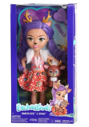 Enchantimals Danessa Deer & Sprint Dolls