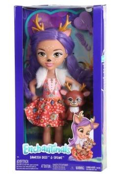 Enchantimals Danessa Deer & Sprint Dolls