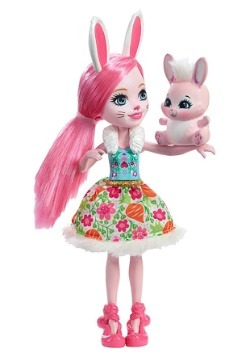 Enchantimals Bree Bunny & Twist Dolls