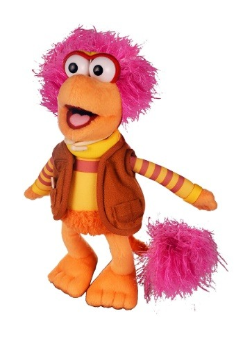Fraggle Rock Gobo Plush