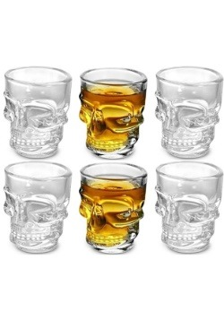 Skull Shot Glasses