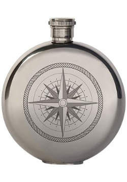 Compass Canteen Flask 5oz
