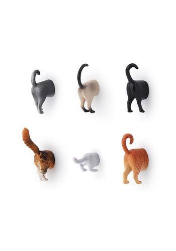 Cat Butt Magnets