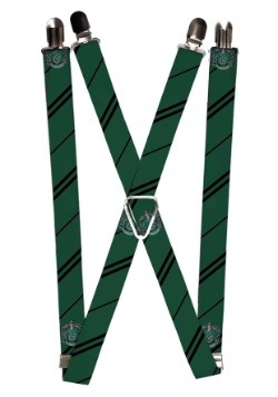 "Slytherin Harry Potter 1"" Suspenders"