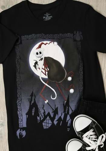Men's Nightmare Before Christmas T-Shirt