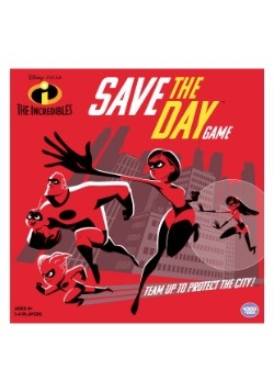 Incredibles Save the Day Board Game