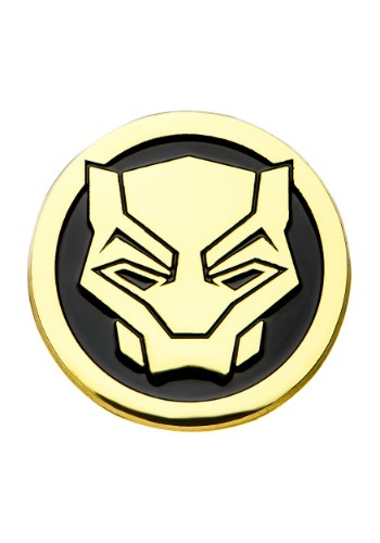 Black Panther Lapel Pin