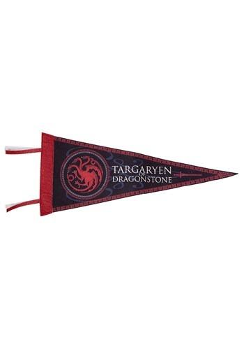 Game of Thrones Targaryen of Dragonstone Felt Flag