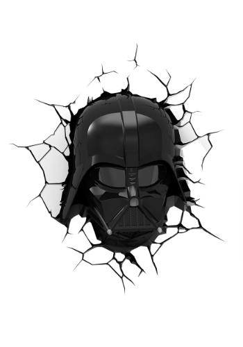 3D Darth Vader Mask Light