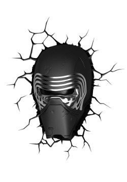 3D Kylo Ren Light