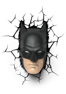 DC Comics Batman Mask 3D Light