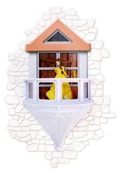 Belle Disney Princess Balcony 3D Light