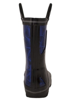 Black Panther Children's Rainboots Alt2