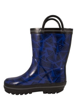 Black Panther Children's Rainboots Alt3