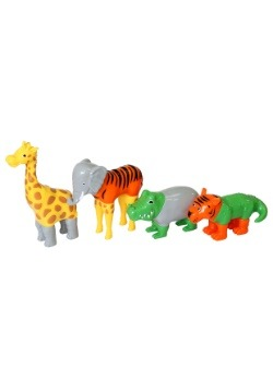 Magnetic Mix or Match Animals2