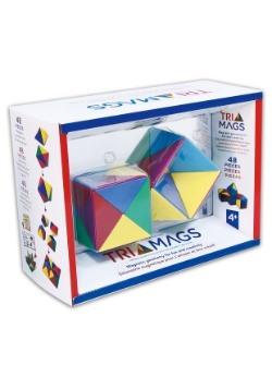Tri Mags 48pc Block Set