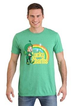 Men's Lucky Charms Lucky the Leprechaun Lightweight T-Shirt