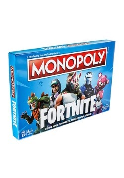 Fortnite Edition Monopoly Game2