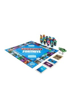 Fortnite Edition Monopoly Game4