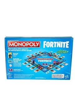 Fortnite Edition Monopoly Game5