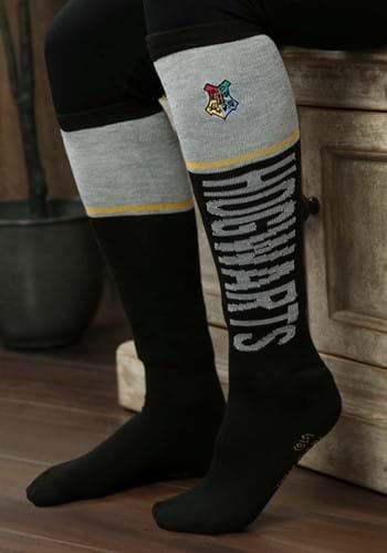 Womens Harry Potter Hogwarts Knee High Socks Update Main