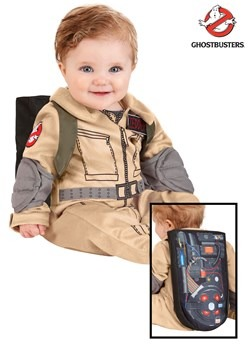 Infant Ghostbusters Jumpsuit Costume