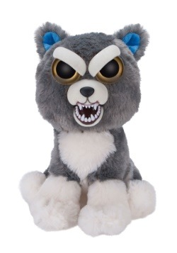Feisty Pets Sammy Suckerpunch Husky Plush