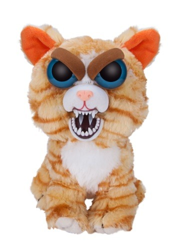 Feisty Pets Princess Pottymouth Cat Plush