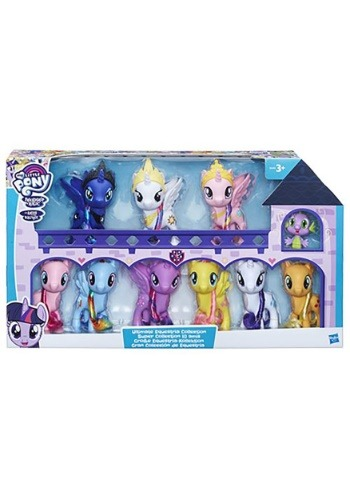 My Little Pony Friendship Ultimate Equestria Collection
