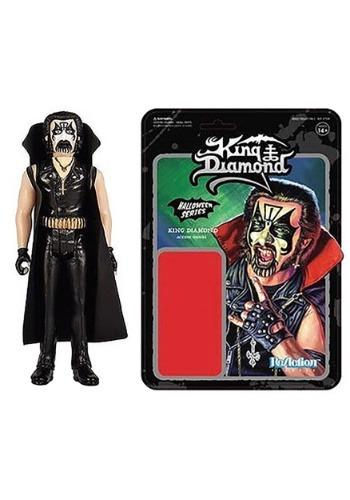 King Diamond 3 3/4-Inch ReAction Figure