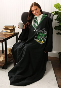Harry Potter Slytherin Comfy Throw