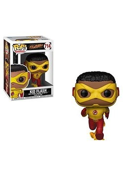 Funko Pop! TV The Flash - Kid Flash Figure
