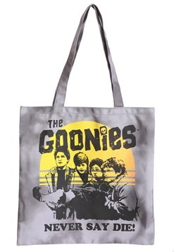 Goonies Never Say Die! Canvas Tote Bag