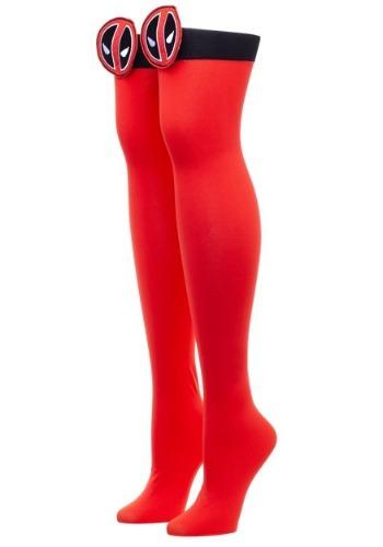 Deadpool Over The Knee Socks