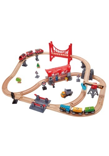Busy City Train Set