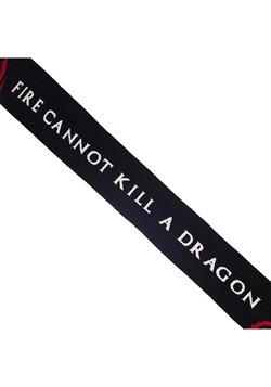 Game of Thrones House Targaryen Knit Scarf Alt2