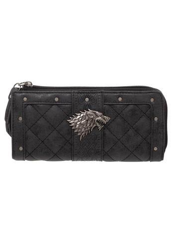 HBO Game of Thrones Stark L-Zip Wallet