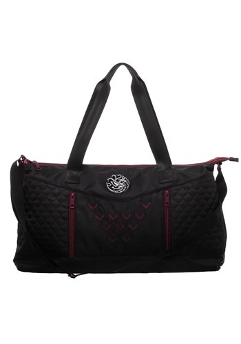 Game of Thrones Targaryen Athletic Duffle Bag