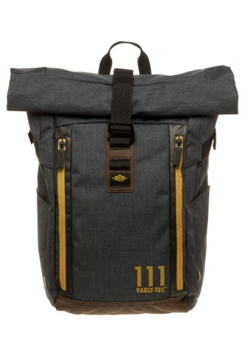 Fallout Vault Tec Roll Top Backpack
