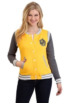Harry Potter Hufflepuff Women's Varsity Jacket