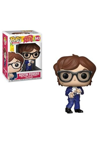 Pop! Movies: Austin Powers- Austin Powers