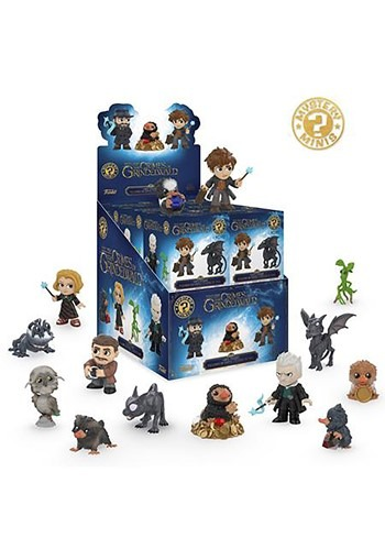 Mystery Minis: Fantastic Beasts: The Crimes of Grindelwald