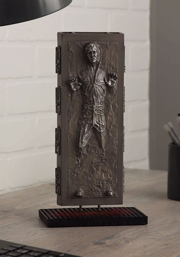 Han Solo in Carbonite Collector's Gallery Statue
