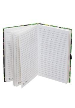 Rick & Morty Portals Journal and Pen Set alt1