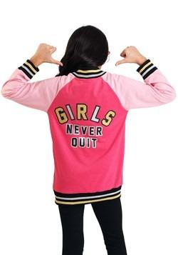 JoJo Siwa Girls Never Quit Varsity Jacket2